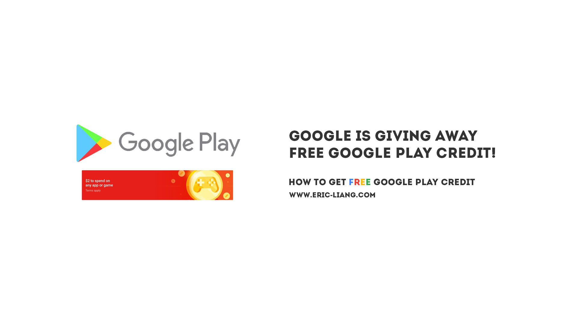 How to Get Free Google Play Credit November 2018