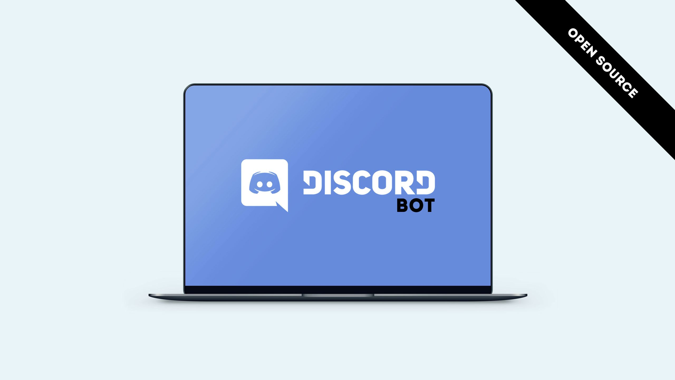 Discord Bot Portfolio Project Cover